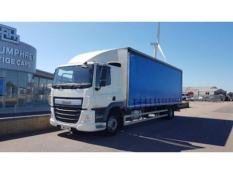 DAF CF Curtainsider Curtainsider 5 Manual Diesel