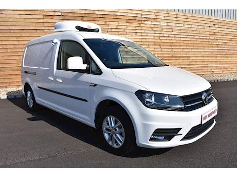 Volkswagen Caddy Maxi Highline Full Freeze Van Caddy Maxi C20 Highline T 2.0 Panel Van Manual Diesel