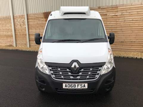 NEW Renault Master LM35 145 L3 H2 FULL FREEZE LM35 145 L3 H2 Lwb FULL FREEZE SOMMERS CONVERSION Panel Van 2.3 Manual Diesel