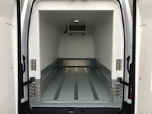Master LM35 145 L3 H2 FULL FREEZE LM35 145 L3 H2 Lwb FULL FREEZE SOMMERS CONVERSION Panel Van 2.3 Manual Diesel