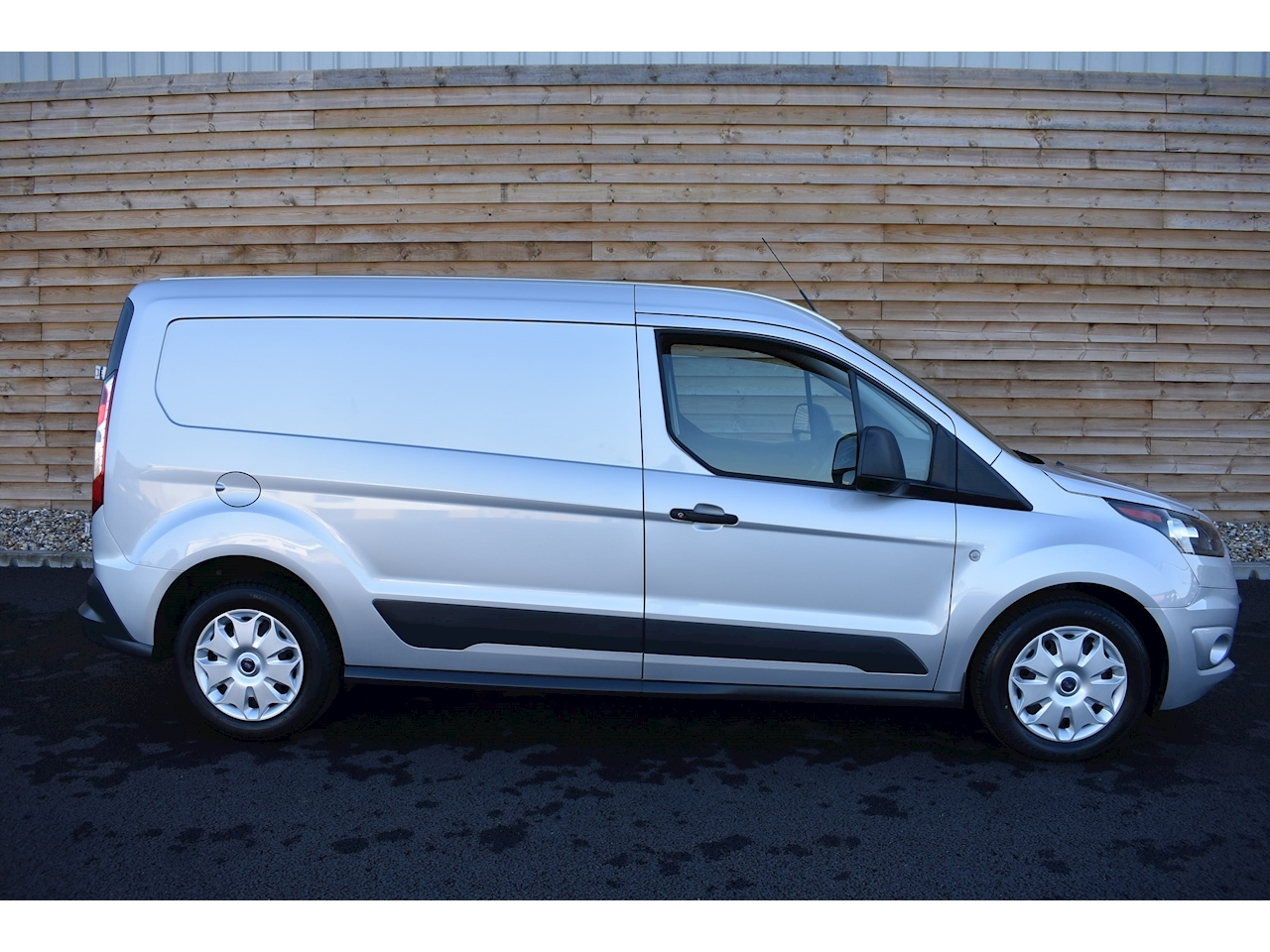 used 2017 ford transit connect 210 trend 1 5 diesel manual. Black Bedroom Furniture Sets. Home Design Ideas