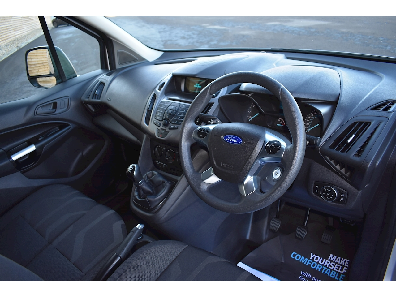 Used 2017 Ford Transit Connect 210 Trend 1 5 Diesel Manual