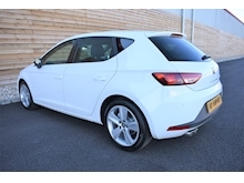 Leon 2.0 Tdi FR Technology Hatchback 5 Door 2.0 Tdi Fr Technology Hatchback 2.0 Manual Diesel