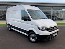 Crafter CR35 Startline MWB 140BHP EU6 PRISTINE EXAMPLE CRAFTER CR35 STARTLINE TD Panel Van 2.0 Manual Diesel