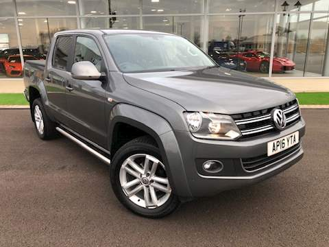 Volkswagen Amarok Highline 4Motion AMAROK HIGHLINE 4MOTION D Pick-Up 2.0 Automatic Diesel