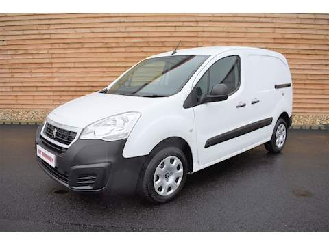 Peugeot Partner Partner Profession L1 Blu 1.6 Panel Van Manual Diesel