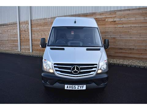Mercedes-Benz Sprinter 313 SPRINTER 313 CDI Panel Van 2.1 Manual Diesel