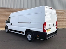 Boxer 435 PROFESSIONAL L4 H2 BOXER 435 PRO L4H2 BLUE H Panel Van 2.0 Manual Diesel