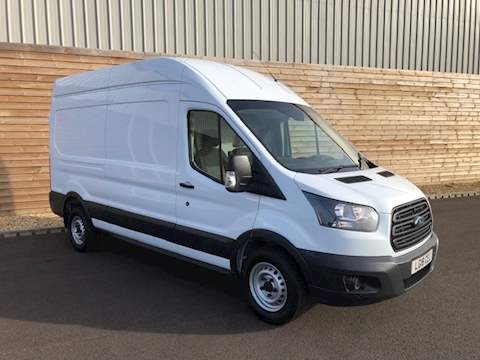 Ford Transit TRANSIT 350 Panel Van 2.0 Manual Diesel