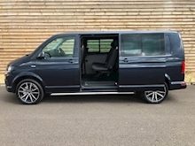 Transporter T32 HIGHLINE KOMBI 150 DSG 6 SEATS TRANSPORTER T32 H-LN TDIB Van With Side Windows 2.0 Semi Auto Diesel