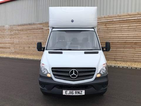 Mercedes-Benz Sprinter 313 SPRINTER 313 CDI Luton Van 2.1 Manual Diesel