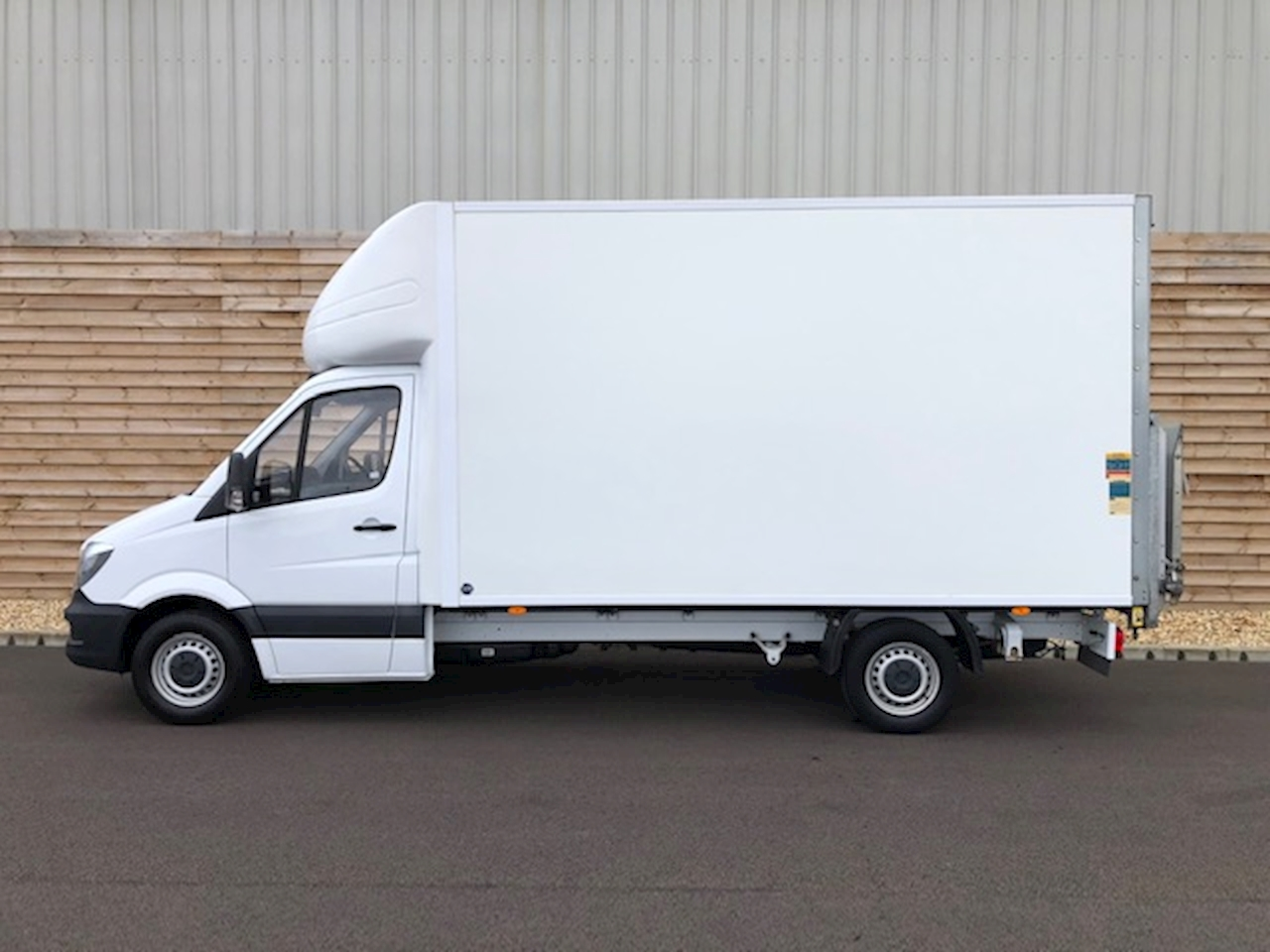 bb66ad65b4a831 Used 2016 Mercedes-Benz Sprinter 313 SPRINTER 313 CDI Luton Van 2.1 Manual  Diesel For Sale in Suffolk