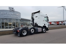 T T (T) Tractor (Heavy Haulage) 12.8 Automatic Diesel
