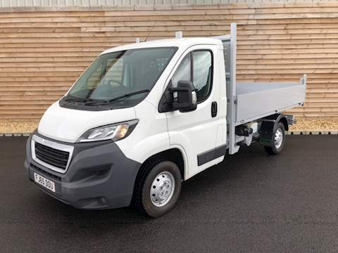 Peugeot Boxer 335 L2 S/Cab Tipper - PRISTINE THROUGHOUT 335 L2 S/Cab Tipper Tipper 2.0 Manual Diesel