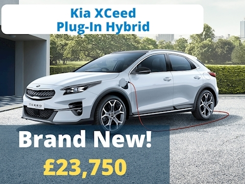 Kia XCeed 3 Hatchback 1.6 Automatic Petrol/Electric