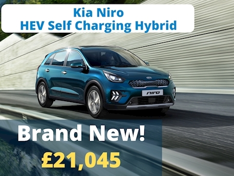 Kia Niro 2 Estate 1.6 Semi Auto Petrol/Electric