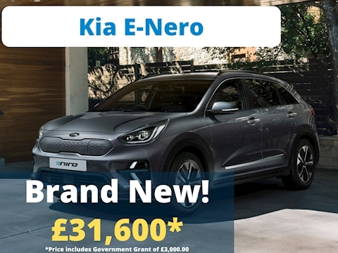 Kia Niro 4 Estate 64 Auto Electric