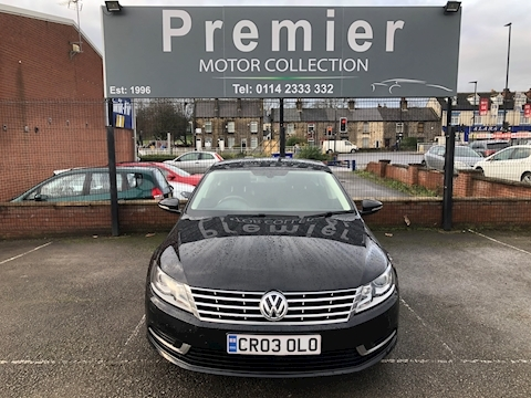 Volkswagen Cc Tdi Bluemotion Technology Coupe 2.0 Manual Diesel