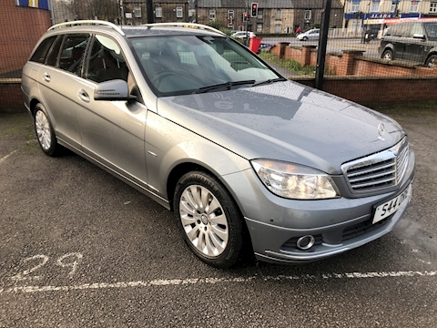 Mercedes-Benz C Class C250 Cgi Blueefficiency Elegance Estate 1.8 Automatic Diesel