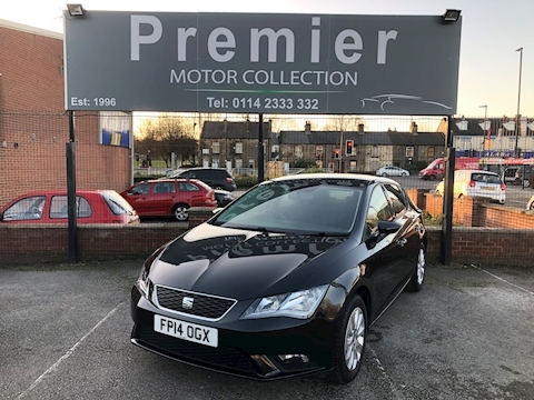 Seat Leon Tdi Se Hatchback 1.6 Manual Diesel