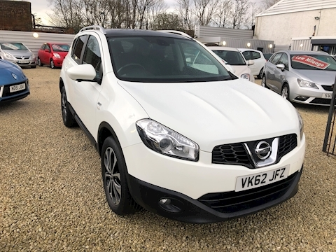 Nissan Qashqai Dci N-Tec Plus Hatchback 1.5 Manual Diesel