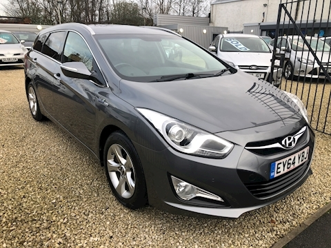 Hyundai I40 Crdi Style Blue Drive Estate 1.7 Manual Diesel