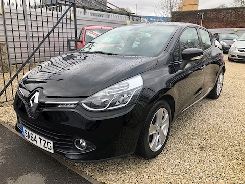 Renault Clio Dynamique Medianav Hatchback 1.1 Manual Petrol