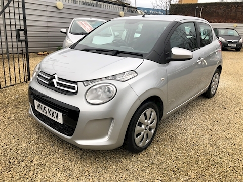 Citroen C1 Feel Hatchback 1.0 Manual Petrol