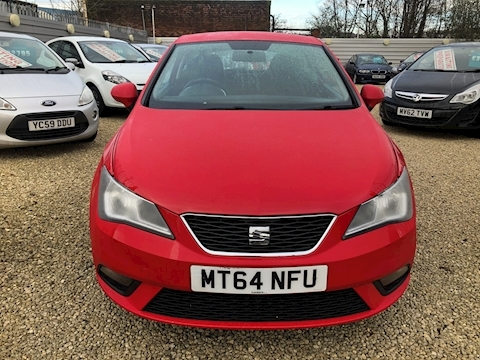Seat Ibiza Tsi I-Tech Hatchback 1.2 Manual Petrol