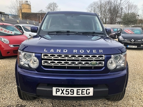 Land Rover Discovery Tdv6 Gs Estate 3.0 Automatic Diesel