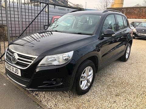 Volkswagen Tiguan S Tdi 4Motion Estate 2.0 Manual Diesel
