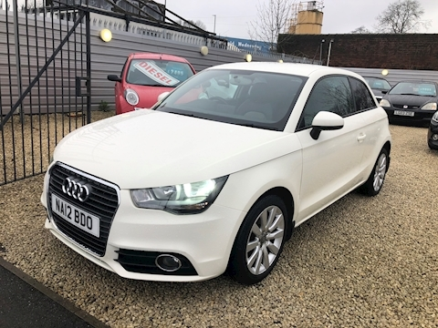 Audi A1 Tdi Sport Hatchback 1.6 Manual Diesel