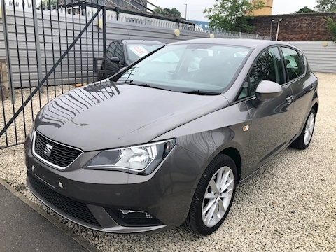 Seat Ibiza Toca Hatchback 1.4 Manual Petrol