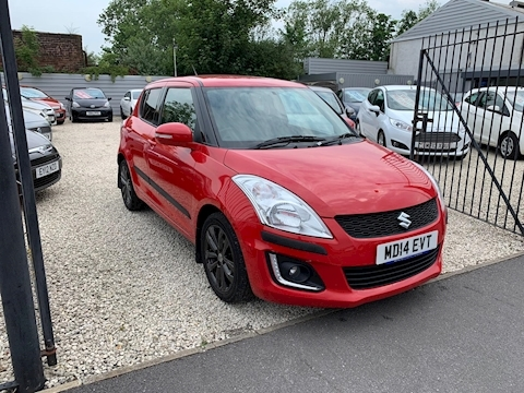 Suzuki Swift Sz4 Hatchback 1.2 Automatic Petrol