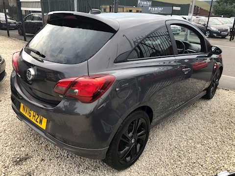 Vauxhall Corsa Limited Edition Hatchback 1.4 Manual Petrol