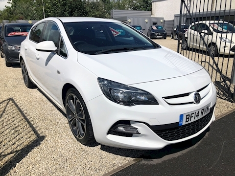 Vauxhall Astra Tech Line Gt Cdti S/S Hatchback 2.0 Manual Diesel