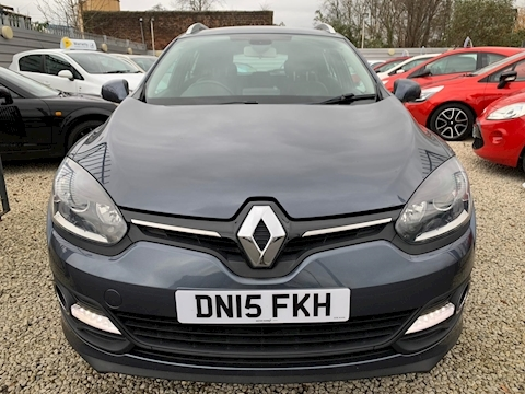 Renault Megane Dynamique Tom Tom Sport Tourer 1.5 Manual Diesel