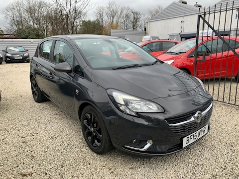 Vauxhall Corsa SRi Hatchback 1.4 Manual Petrol