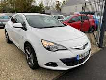 Astra GTC SRi Coupe 1.4 Manual Petrol