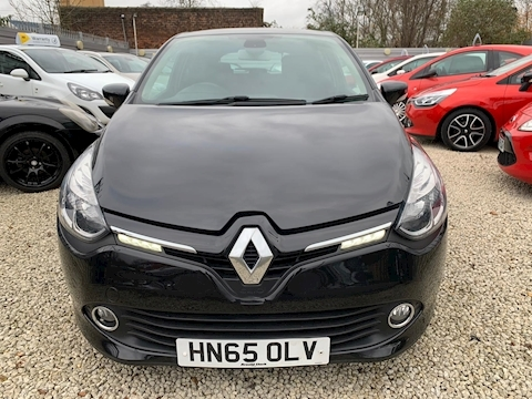 Renault Clio Dynamique Nav Hatchback 1.2 Manual Petrol