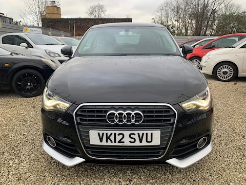 Audi A1 Contrast Edition Hatchback 1.6 Manual Diesel