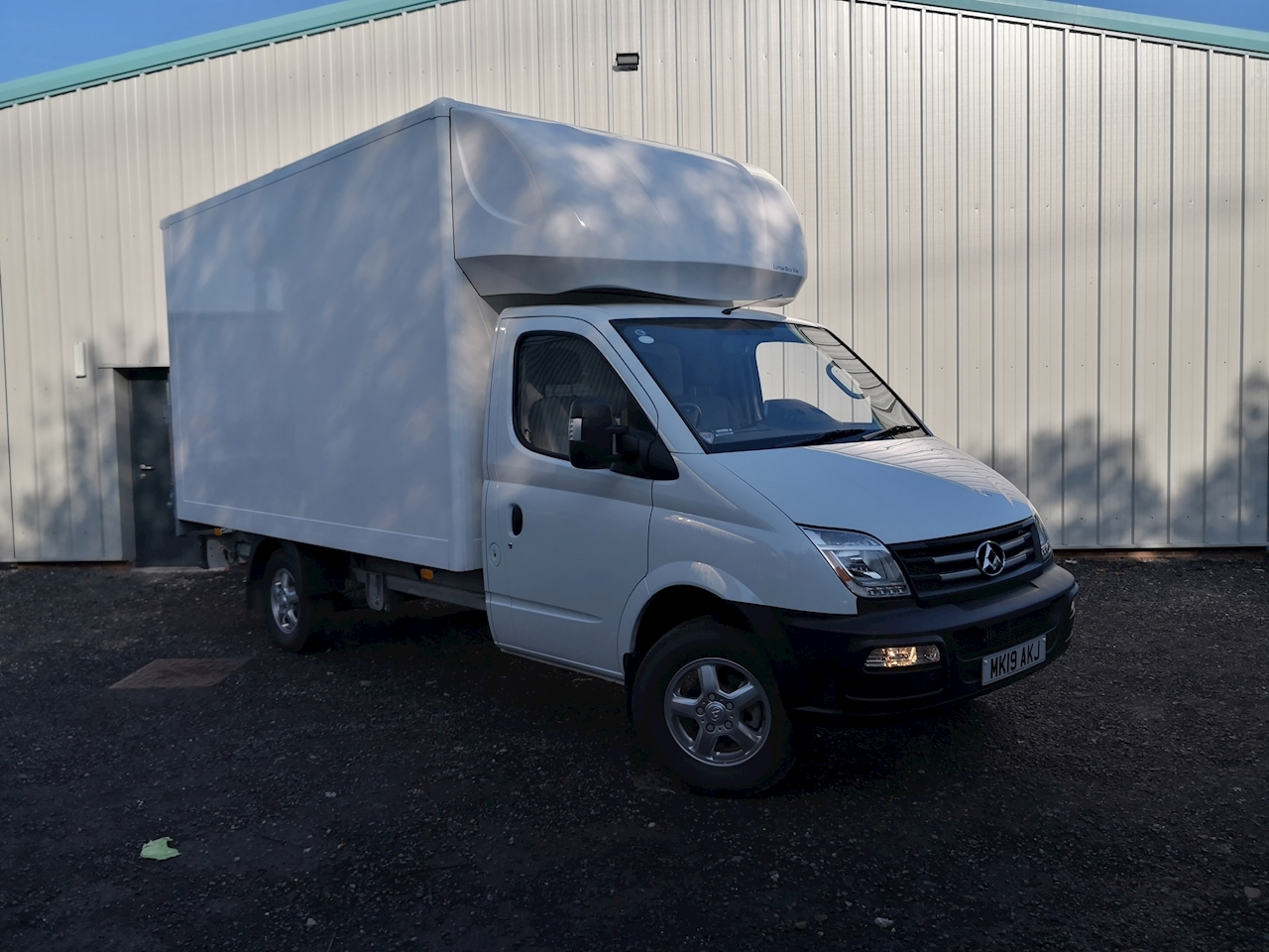 LDV Luton with T/L