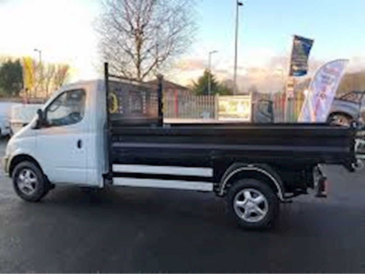 LDV V80 A110 Steel Tipper 2.5 manual Diesel