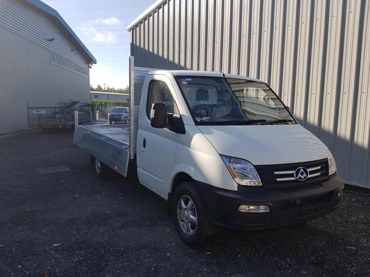 LDV V80 A110 flush alloy 4.2 dropside 2.5 manual Diesel