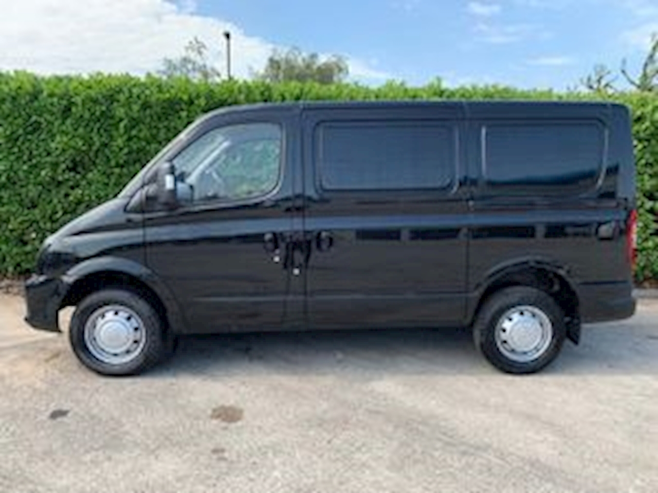 LDV V80 A110 Panel Van 2.5 Manual Diesel