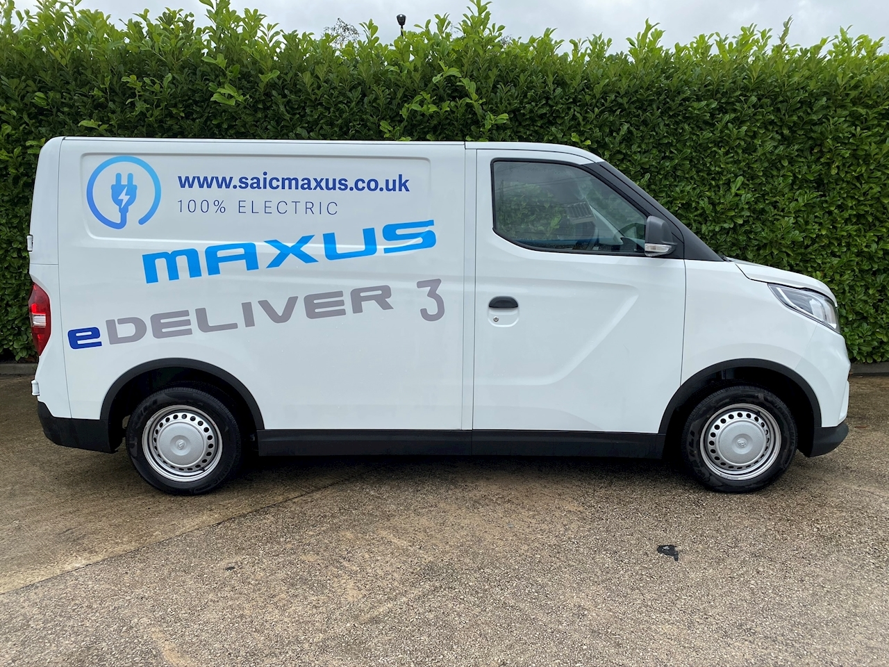 SAIC MAXUS eDeliver 3 SWB 35kwh E 5dr Panel Van CVT Electric