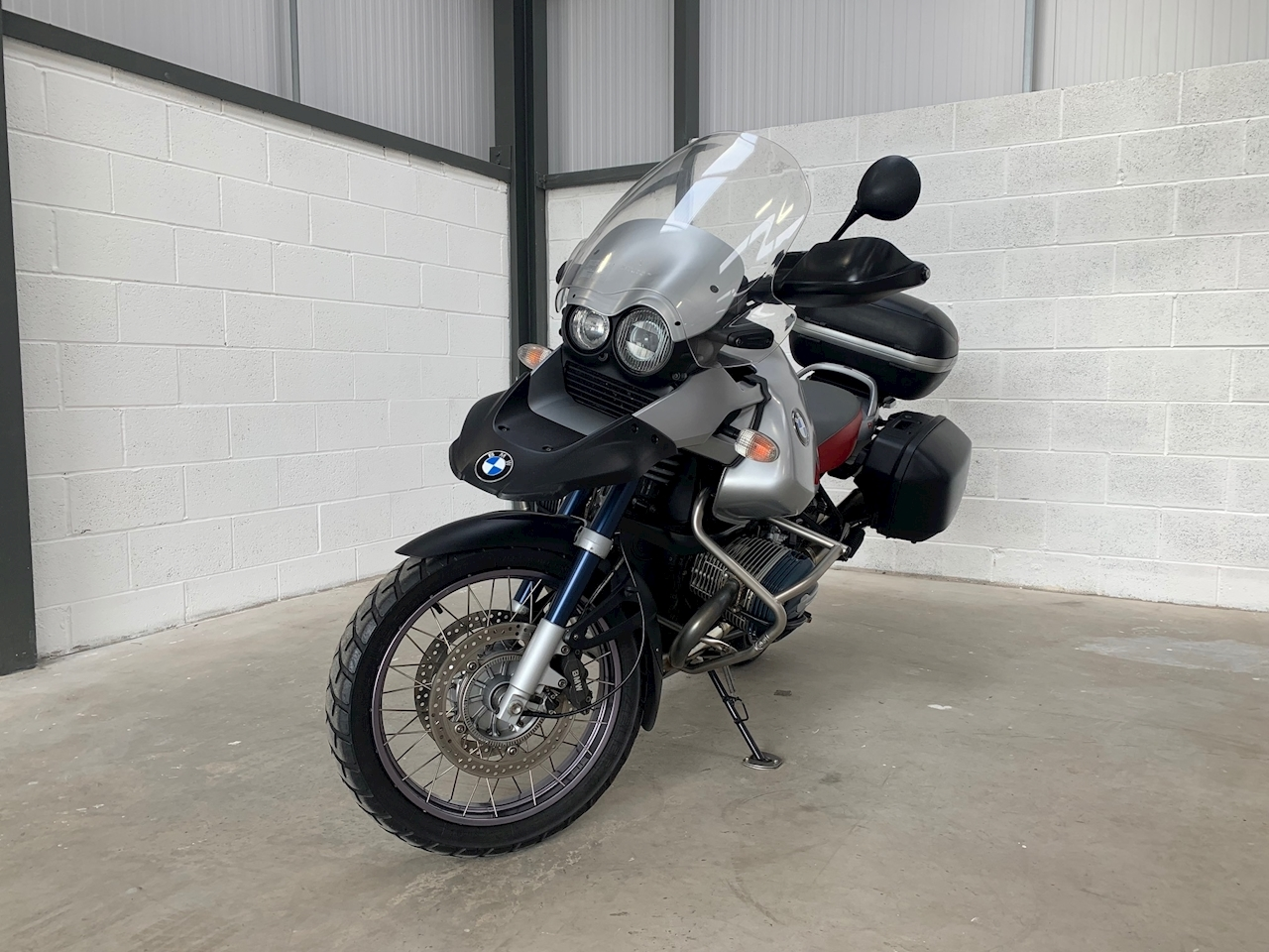 BMW R1150 GS Adventure 1150 Bike Manual Petrol