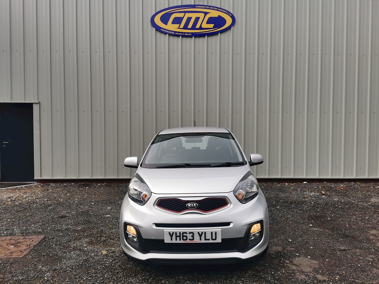 Kia Picanto City Hatchback 1.0 Manual Petrol
