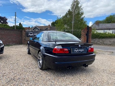 3 Series M3 Convertible 3.2 Manual Petrol