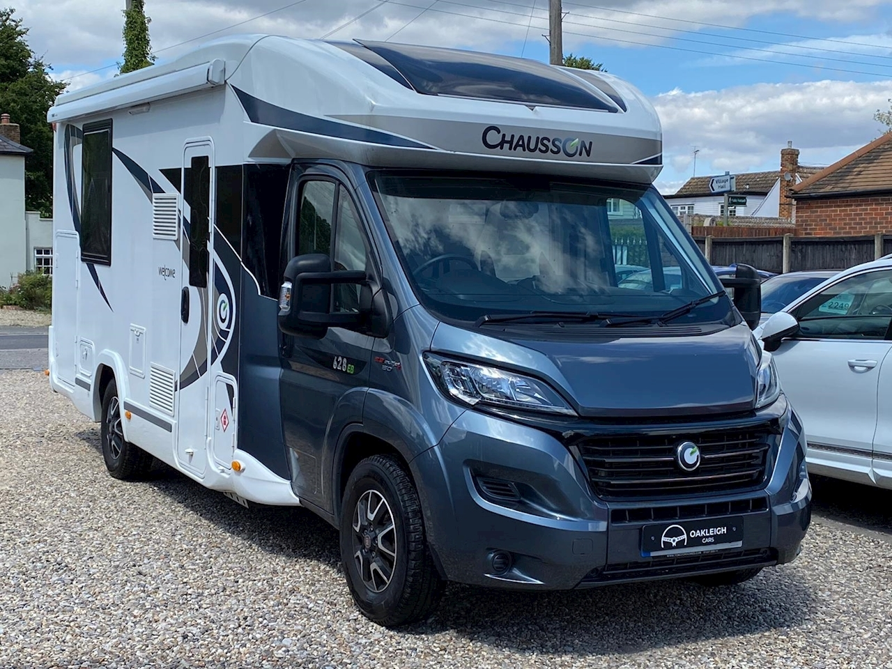 Chausson Chausson 628 EB 2.3 2dr Motorhome Automatic Diesel